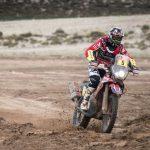 Dakar 2018, octava etapa. Victoria de Meo; Barreda, superhéroe
