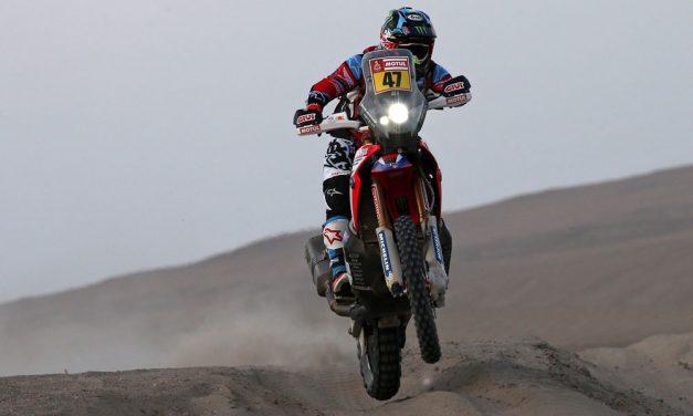 Dakar 2018, sexta etapa. Benavides, nuevo líder