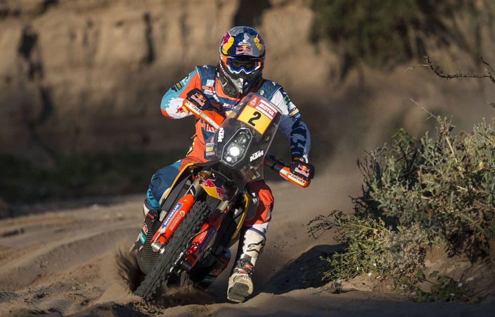 Dakar 2018, decimotercera etapa. Walkner a un paso de la victoria