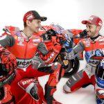 Ducati presenta su equipo MotoGP 2018