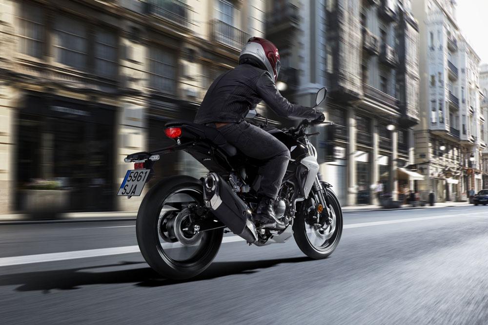 Honda CB 300 R 2018