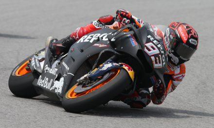 Nuevos carenados en los entrenamientos MotoGP en Malasia