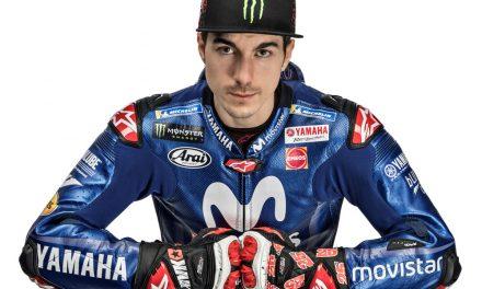 Maverick Viñales estará dos años más con Yamaha MotoGP