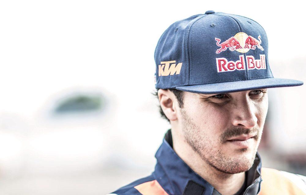 Rally Dakar 2018, cuarta etapa. Sunderland se retira
