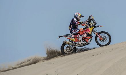 Rally Dakar 2018, primera etapa: Sunderland comienza mandando