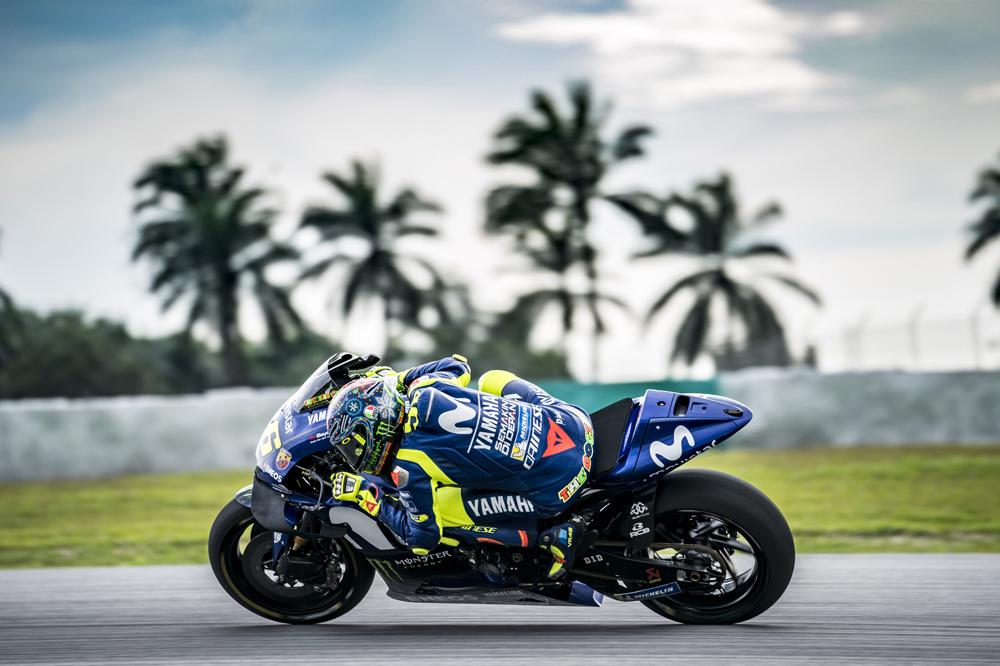 Valentino Rossi afirma que ahora tiene las ideas mucho más claras y que la Yamaha va por mejor camino que en 2017