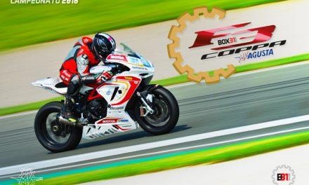 Vuelve la Coppa Monomarca MV Agusta F3