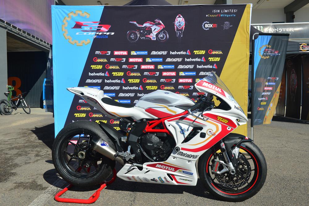 Coppa F3 MV Agusta 2018