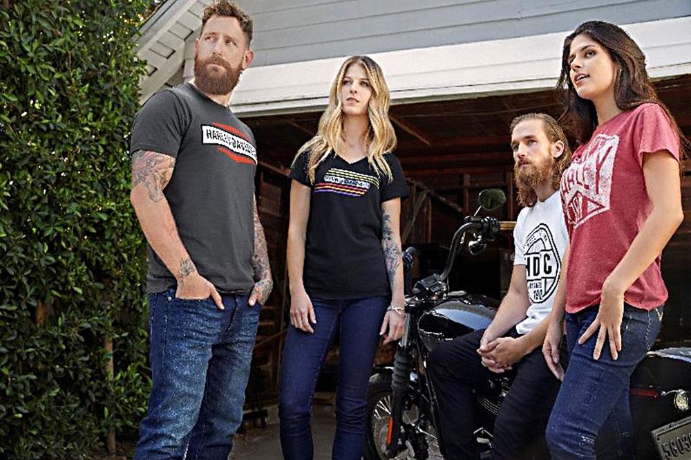 Colección Garage de Harley-Davidson