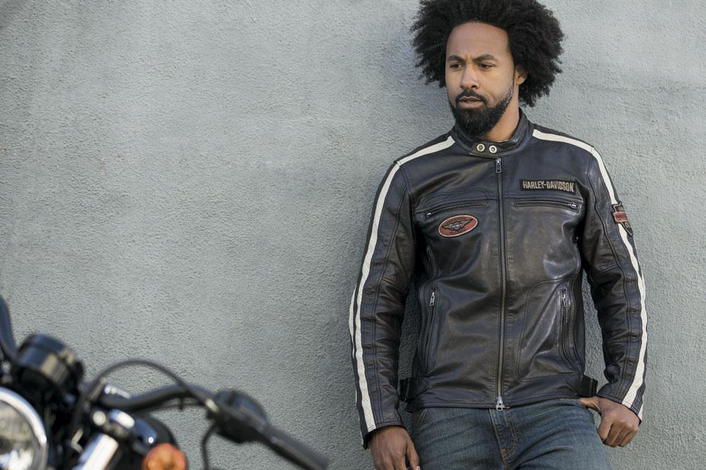 Colección Genuine Motorclothes de Harley-Davidson