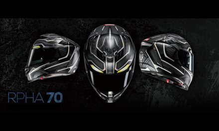 El casco RPHA 70 Black Panther, ya disponible