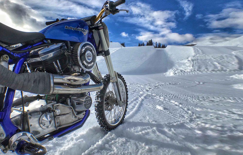 Harley-Davidson Snow Hill Climb, nueva competición en los X Games de Aspen 2018