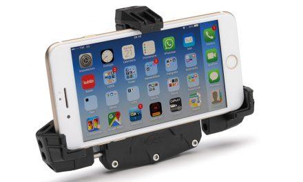 Pinza adaptador smartphone KS920 Kappa para moto