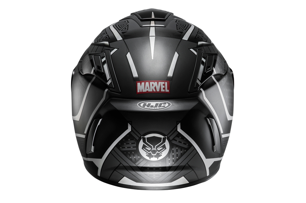 Casco integral RPHA 70 Black Panther de HJC