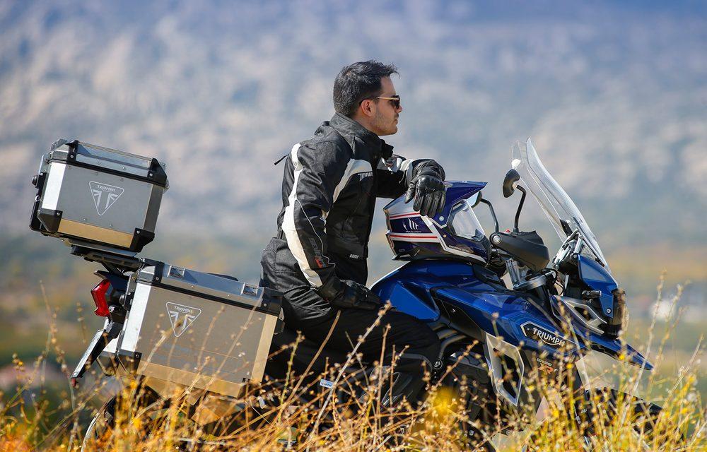 Chaqueta touring para moto SD-JT41 de Seventy Degrees