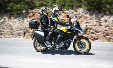 Más cerca que nunca de tu nueva Suzuki V-Strom 1000