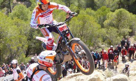 Toni Bou triunfa en la cita inaugural del Campeonato de España de Trial 2018