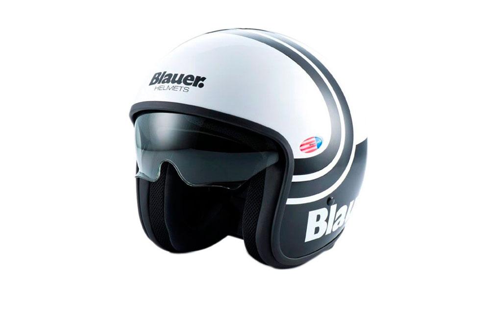 Casco Blauer HT Pilot 1.1