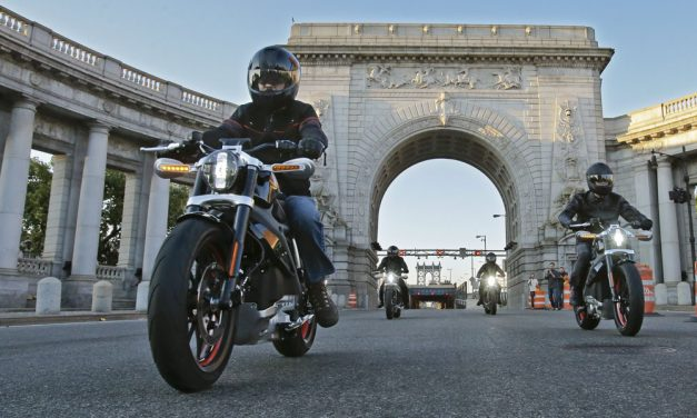Harley Davidson Livewire, la eléctrica llegará en 2019