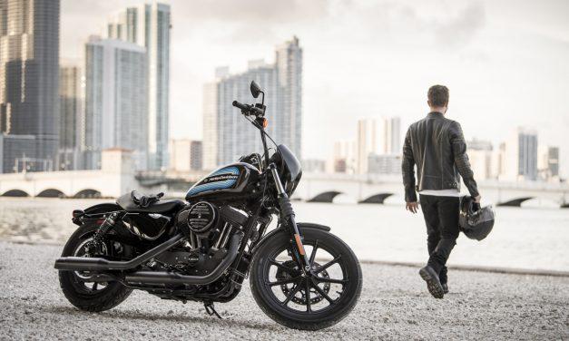 Harley Davidson Iron 1200 2018