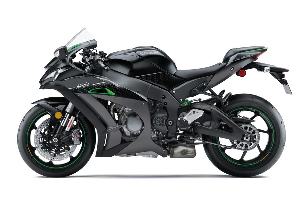 Kawasaki Ninja ZX-10R 2018