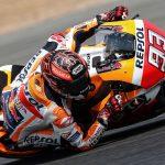 Entrenamientos MotoGP en el Circuito de Tailandia