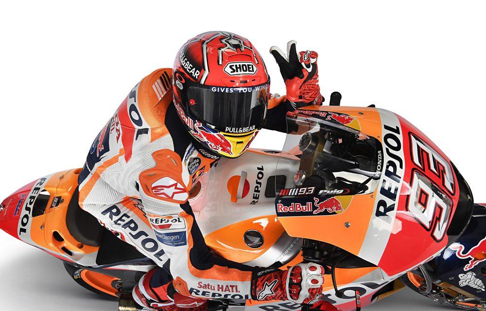 Marc Márquez renueva dos años más con Repsol Honda MotoGP