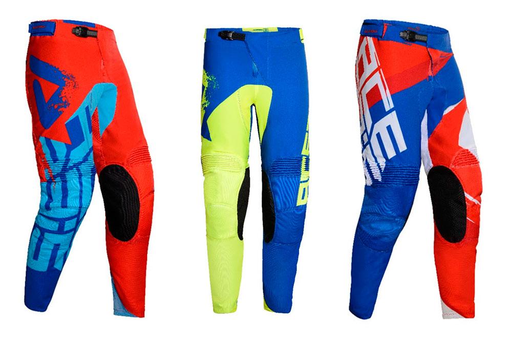 Pantalones off-road edición especial ACERBIS