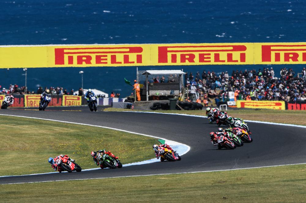 El circuito de Phillip Island en Australia, bellísimas imágenes SBK