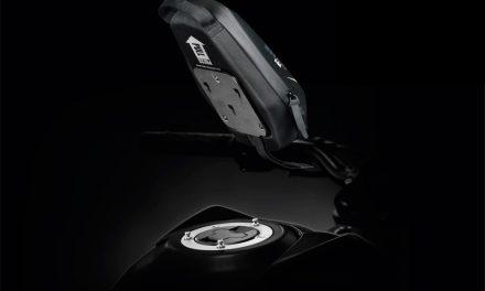 Pin System, nuevo sistema de fijación para bolsas sobre depósito SHAD