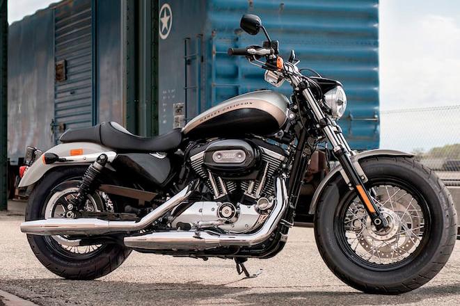 Harley-Davidsom Sportster 1200 Custom