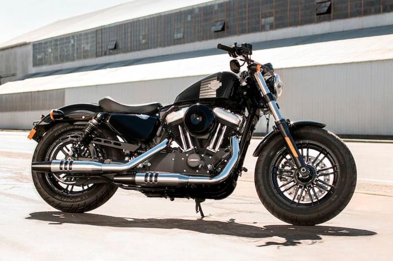 Harley-Davidson Sportster 1200 Fortyeight
