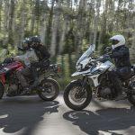 Triumph Tiger 1200 2018:  Una moto trail rutera y exploradora