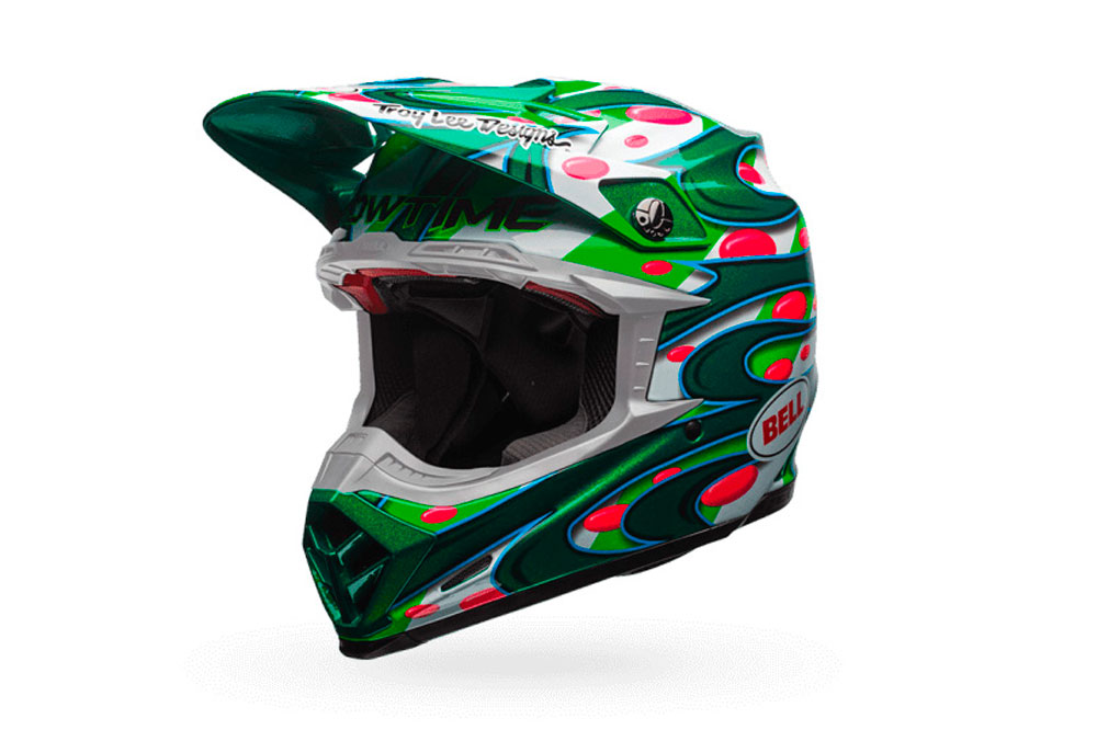 Casco Bell MOTO 9 FLEX MCGRATH REPLICA