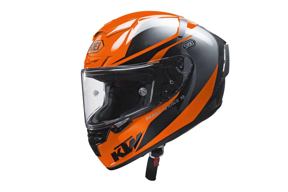 Casco X SPIRIT III Helmet de KTM