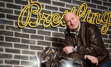 Breitling diseñará relojes para Norton