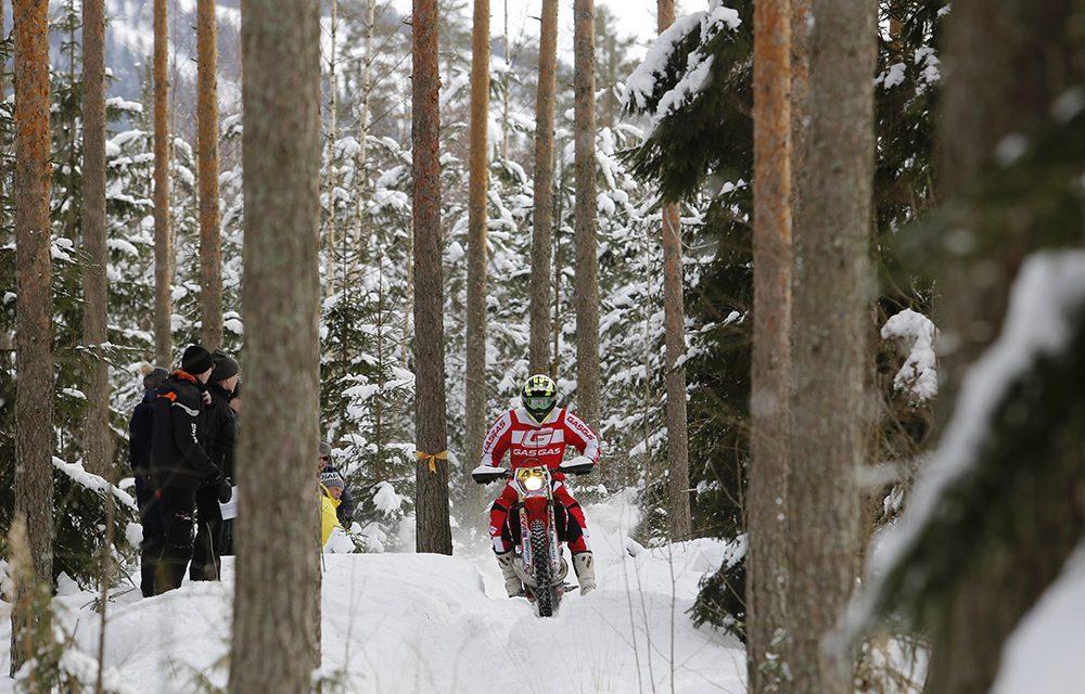 La primera prueba del Gran Premio de Enduro, para los finlandeses