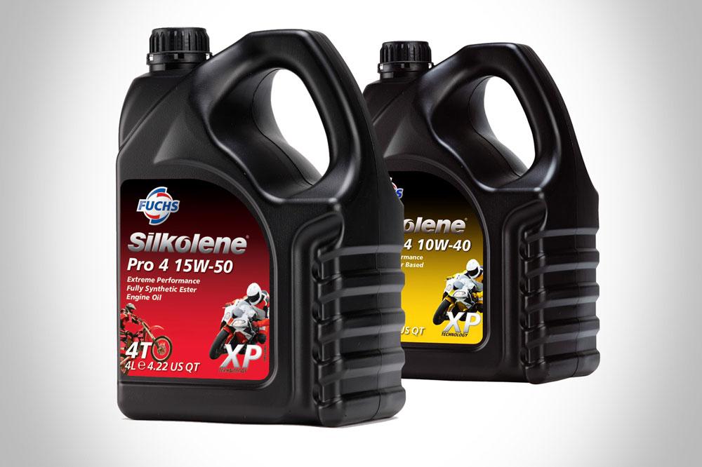 lubricantes de la gama PRO&COM XP de FUCHS Silkolene