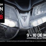 9 y 10 de marzo, Open Days 2018 de Triumph