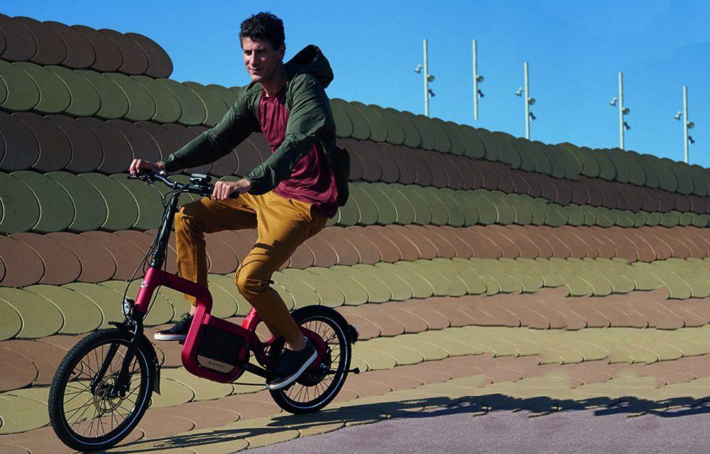 KYMCO comercializará en España sus primeras e-bikes a partir de mediados de abril