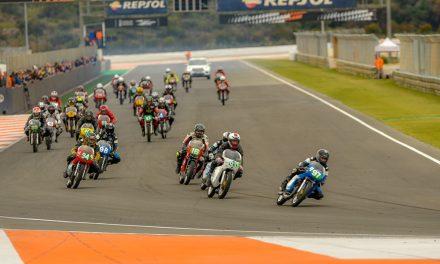 Comienza el Campeonato de España de Velocidad Clásicas 2018