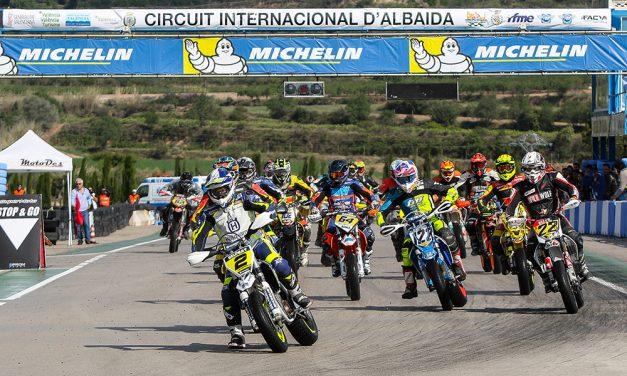 El Campeonato de España de Supermoto llega con novedades este 2018