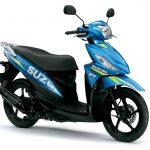 El nuevo Suzuki Address, ya disponible en concesionarios oficiales