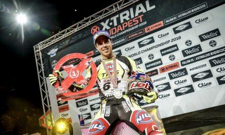 Adam Raga cierra con victoria la temporada de X Trial