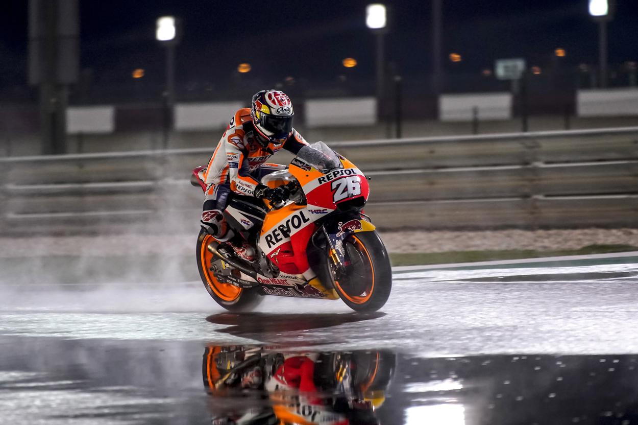 Entrenamientos MotoGP Qatar