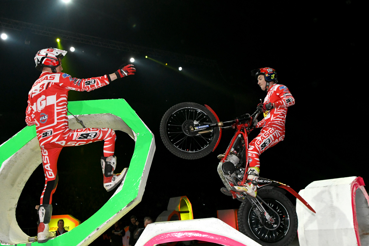 Jaime Busto logró la tercera posición final en el Campeonato del Mundo de X Trial