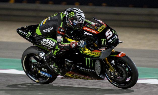 Terminó en Qatar la pretemporada MotoGP: Zarco, mejor tiempo