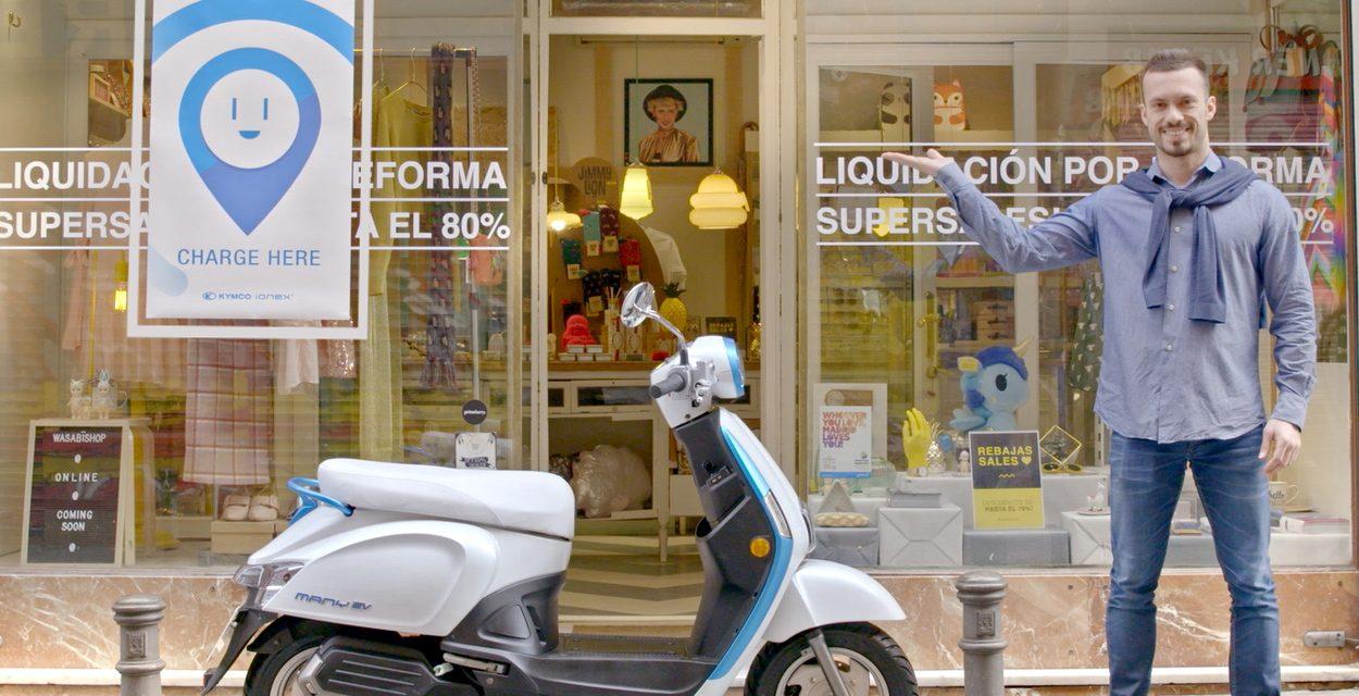 KYMCO se lanza a la producción de scooter eléctricos