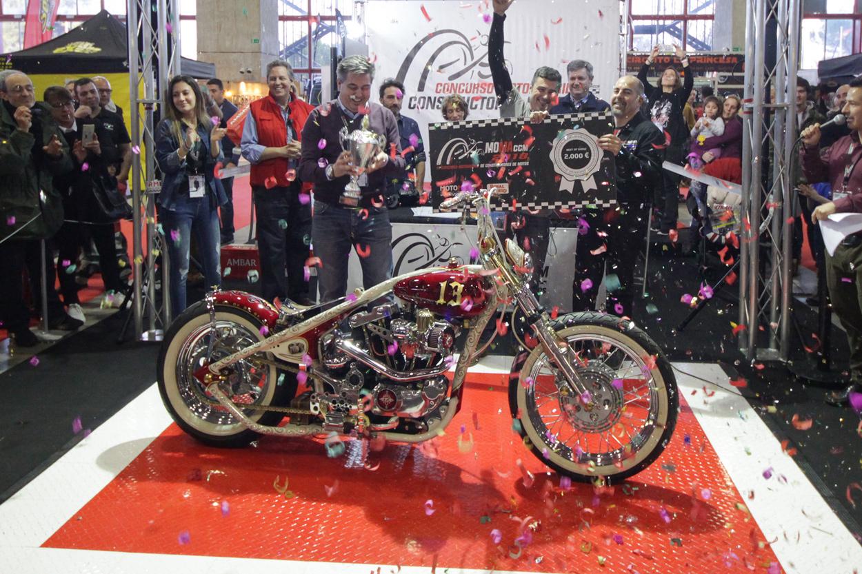 Concurso de Constructores MotoMadrid 2018