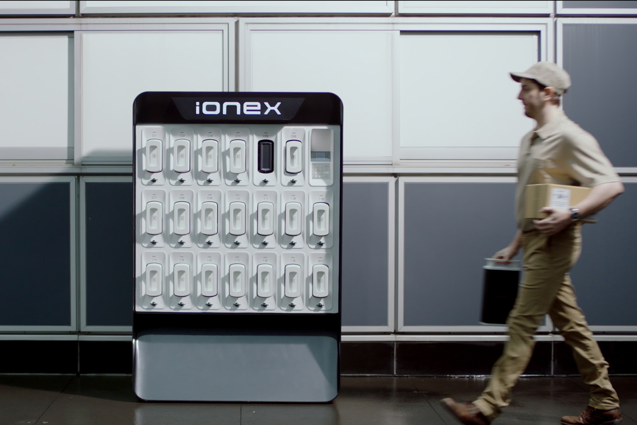 Recarga de Baterías Ionex KYMCO
